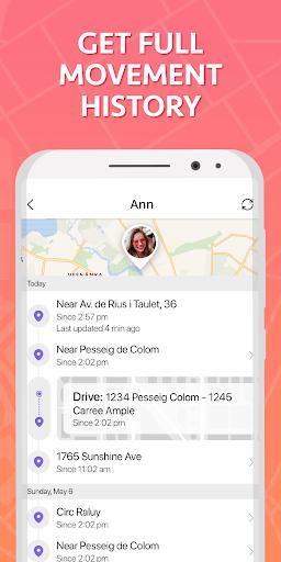 Track GPS Location - Spotline 1.2.1 Screenshots 4