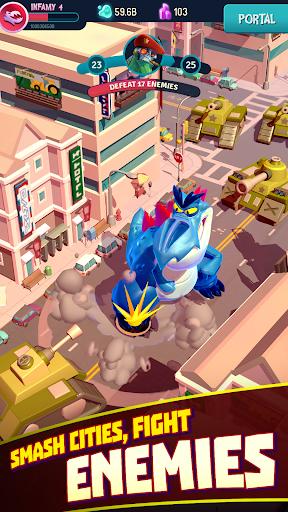 I Am Monster: Idle Destruction screenshots 15