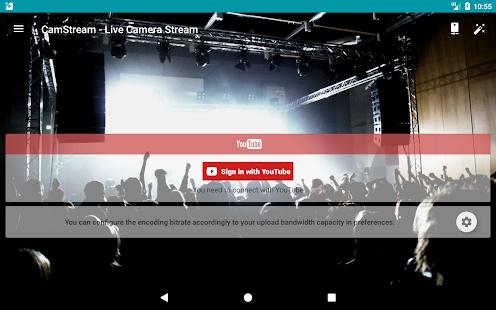 CamStream - Live Camera Streaming
