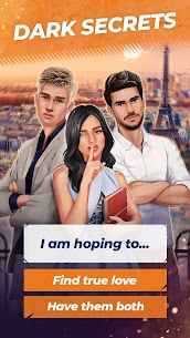 Love Story Interactive Stories and Romance Games v1.1.0 MOD APK 2