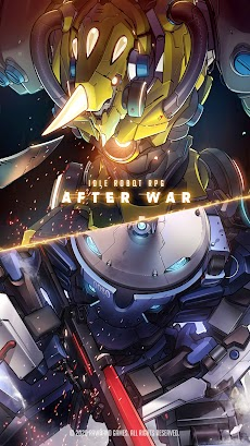 After War – Idle Robot RPGのおすすめ画像1