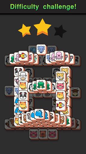 Match Animal-u00a0Free Tile master&Match Brain Game apkslow screenshots 13