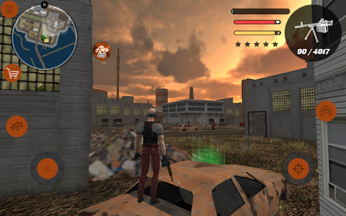 Alien War: The Last Day Mod Apk (Unlimited Money) 5