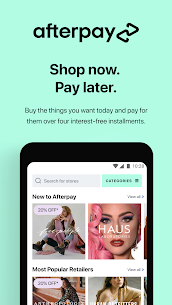 Afterpay: Buy now pay For Pc – Free Download 2020 (Mac And Windows) 1
