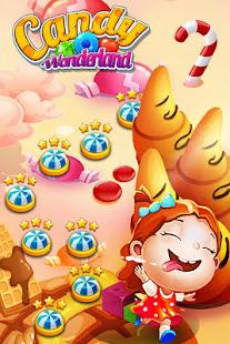 Candy Wonderland Match 3 Games