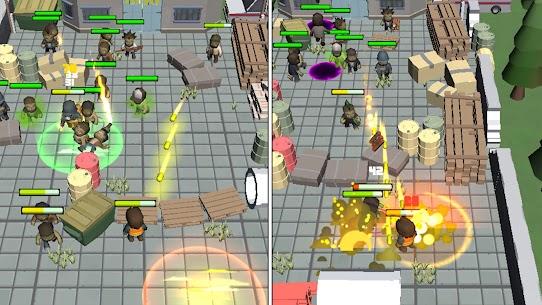 Archer Memoirs: Zombie Survival RPG MOD APK 1.1.4 (Unlimited Diamonds) 8