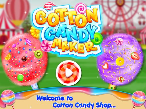 My Sweet Cotton Candy Carnival Shop  screenshots 4