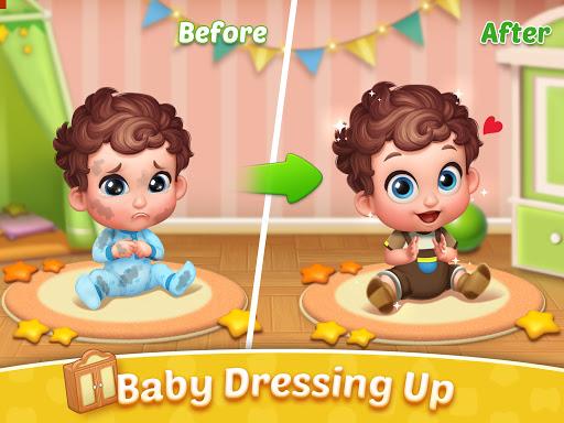 Baby Manor: Baby Raising Simulation & Home Design apkpoly screenshots 9
