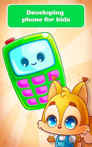 Babyphone - baby music games with Animals, Numbers 1.9.11 screenshots 1