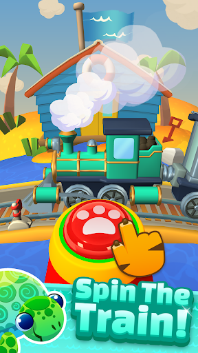 Spin a Zoo - Tap, Click, Idle Animal Rescue Game!  screenshots 1