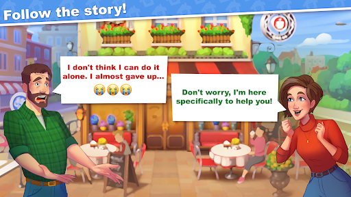 Town Blast: City Restoration - Blast Game & Puzzle  screenshots 10
