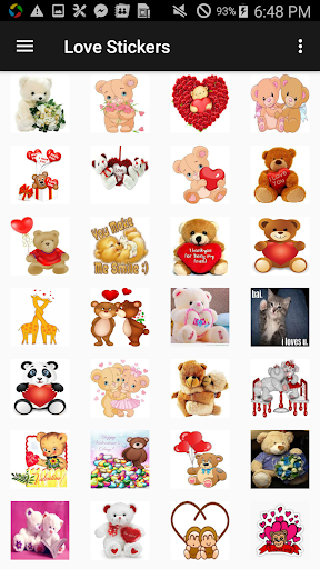 ILove Stickers - Free android2mod screenshots 6