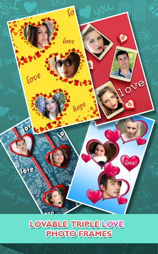 Love Photo frames Collage 1.09 Screenshots 10