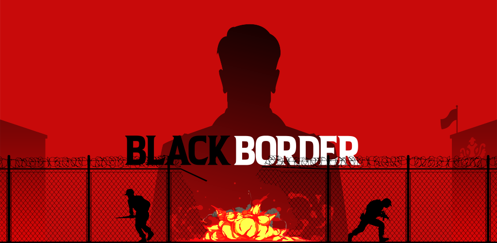 Black Border: Border Patrol Simulator Game poster 0