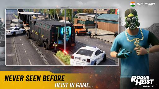 Télécharger MPL Rogue Heist - India's 1st Shooter Game APK MOD (Astuce) screenshots 2