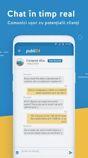 Publi24 - Anunturi gratuite 6.1.3 Screenshots 4