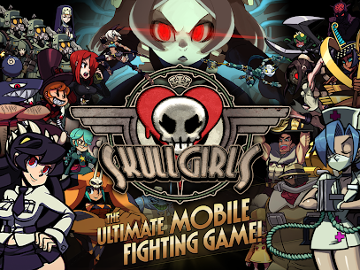 Skullgirls Mod APK Latest V Download  (Unlimited Money, Gems, Theonite) 7