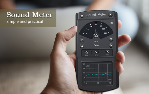 Sound Meter - Decibel Meter android2mod screenshots 9