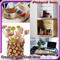 創造的な木材工芸のアイデア