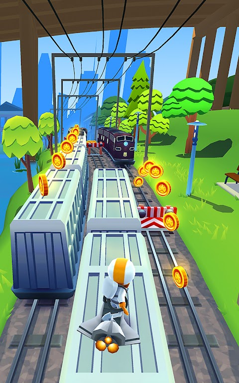 Subway Surfers poster 18