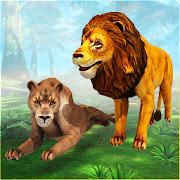 Angry Lion Simulator : Jungle Survival