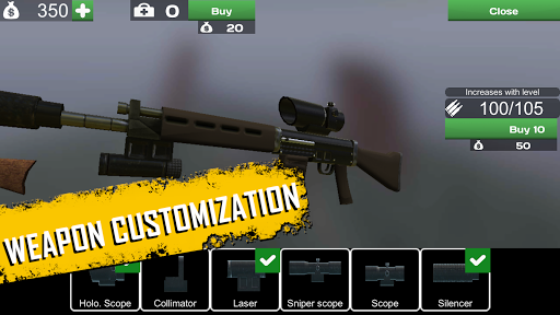 Cry Islands: Open World Shooter screenshots 18