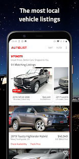 Autolist - Used Cars and Trucks for Sale Screenshot