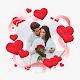 Valentine photo frame by picricks para PC Windows
