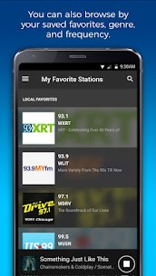 NextRadio Free Live FM Radio APK Download For Android 2