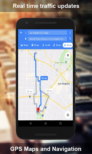 GPS Maps and Navigation 1.1.5 Screenshots 1