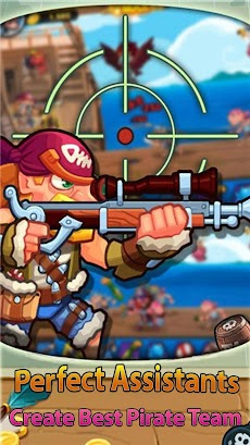 Pirate Defender Premium: Captain Shooting Offlineのおすすめ画像4