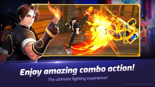 The King of Fighters (KOF) ALLSTAR Apk 1.7.4 Download For Android 4