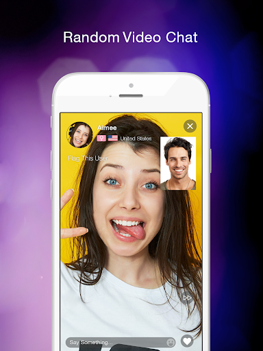Cam - Random Video Chats 1.3.9 Screenshots 3