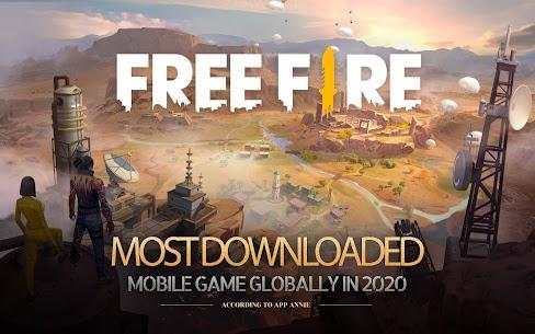 Free Fire Mod Apk v1.60.6 (MOD MENU) 1