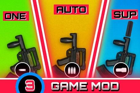 PUB Gun Sounds: Battleground Guns – BATTLE ROYALE 4