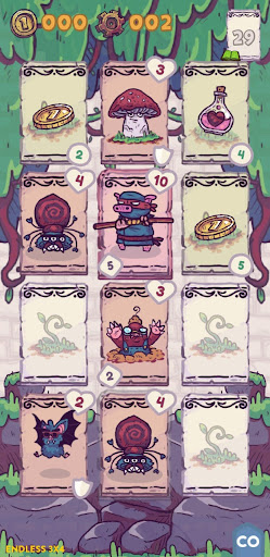Card Hog - Card Dungeon Crawler Latest screenshots 1