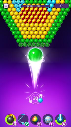 Bubble Shooter Mania - Blast  screenshots 2