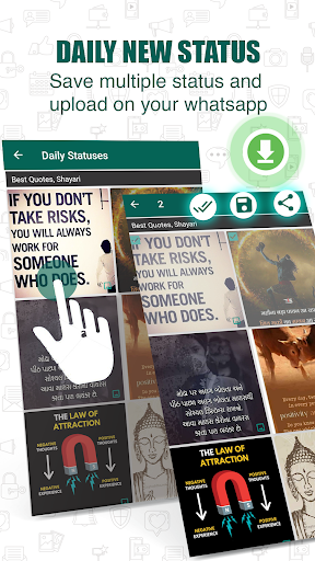 Status Download for WhatsApp android2mod screenshots 8