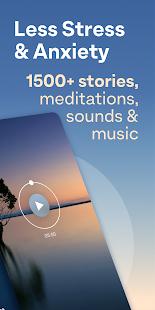 Breethe - Meditation & Sleep App 5.1.1 APK + Mod (Unlocked) for Android