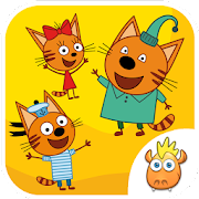 A day with Kid-E-Cats