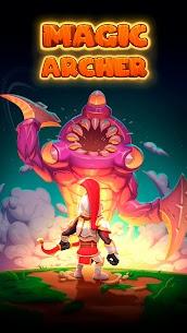 Magic Archer MOD (Unlimited Money) 1