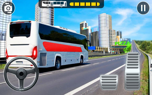 Modern Bus Parking Adventure - Advance Bus Games 1.1.2 Screenshots 5
