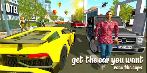 Grand Gangster Town : Real Auto Driver 2021 Apkfinish screenshots 17