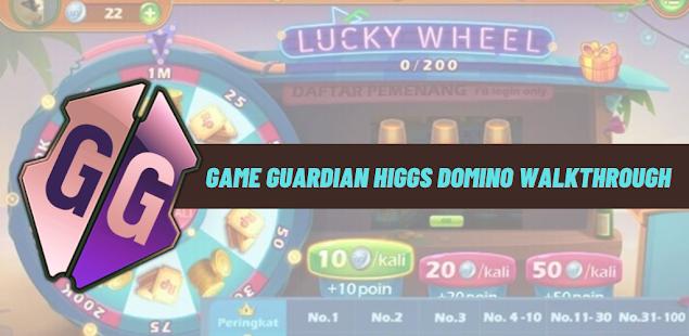 Image For Game Guardian Higgs Domino Walkthrough Versi 1.0.0 4