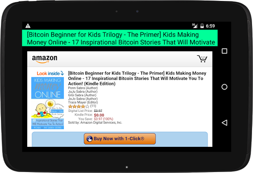 FREE Kindle Books for Juniors For PC Windows (7, 8, 10, 10X) & Mac Computer Image Number- 8