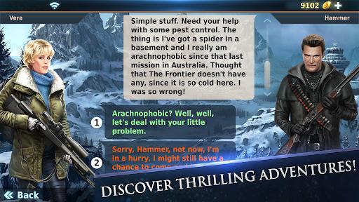 Gunspell 2 u2013 Match 3 Puzzle RPG Apkfinish screenshots 11