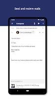 screenshot of mail.com Mail & Cloud