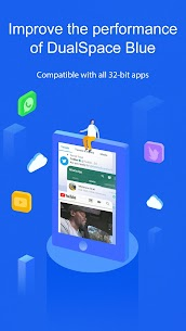 DualSpace Blue  32Bit For Pc – (Free Download On Windows 7/8/10/mac) 2
