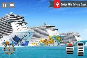 Cruise Ship Driving Simulator - Ship Games 2021