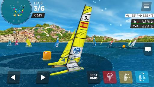 Virtual Regatta Inshore 3.0.4 screenshots 17
